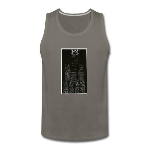 J. M. Basquiat - Men's Premium Tank