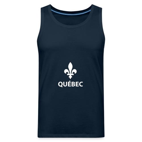 Québec - Débardeur Premium pour hommes