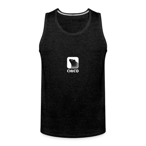 Chico's Logo with Name - Men's Premium Tank