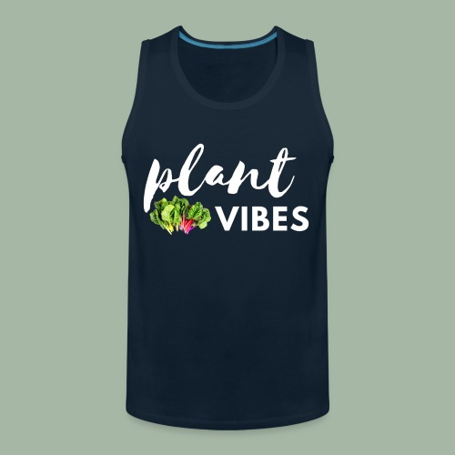 Plant Vibes - Men's Premium Tank