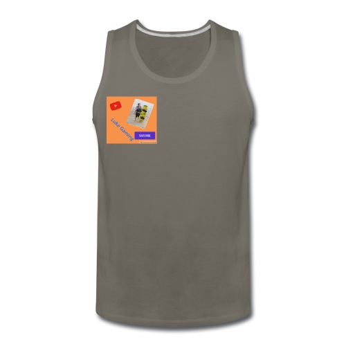 Luke Gaming T-Shirt - Men's Premium Tank