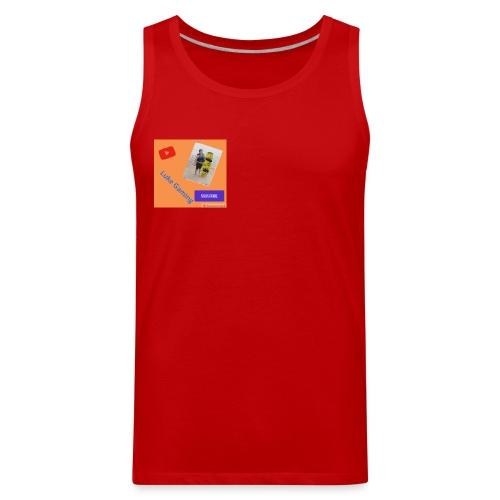 Luke Gaming T-Shirt - Men's Premium Tank