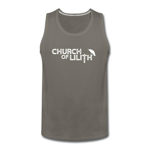 Church of Lilith merch - Men's Premium Tank