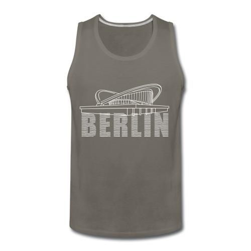 Pregnant oyster Berlin - Men's Premium Tank