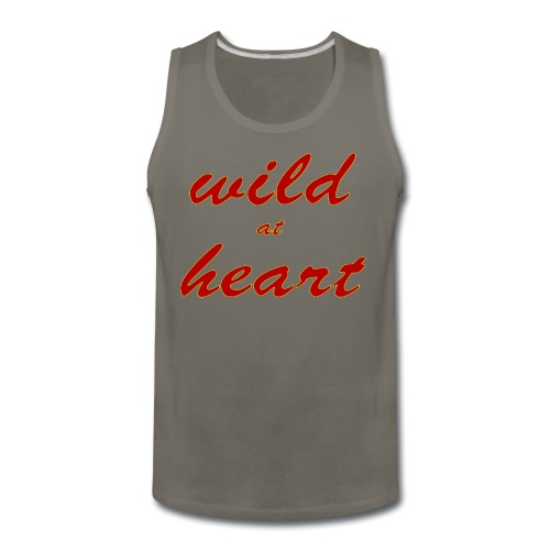 wild at heart - Men's Premium Tank