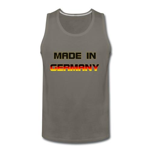 Made in Germany - Men's Premium Tank