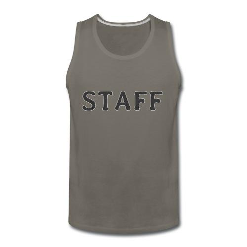 Staff - Men's Premium Tank