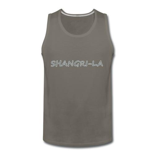 Shangri La silver - Men's Premium Tank