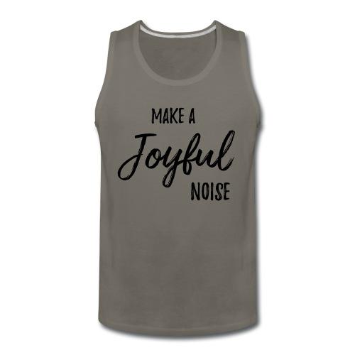 joyfulnoise2 - Men's Premium Tank