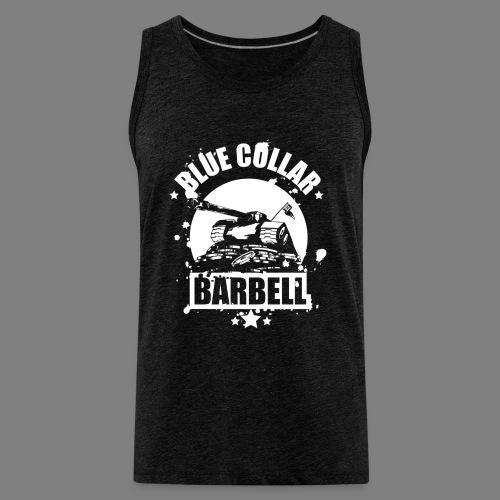 logo black shirts double - Men's Premium Tank