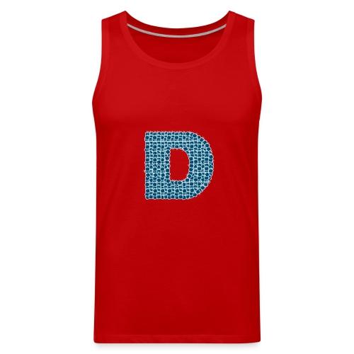 new dt shirt - Men's Premium Tank