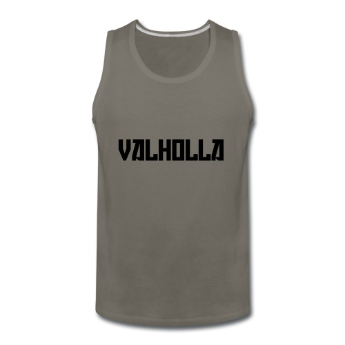 valholla futureprint - Men's Premium Tank
