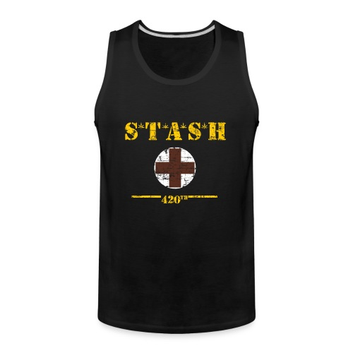 STASH-Final - Men's Premium Tank