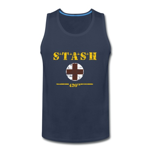 STASH-Final - Men's Premium Tank