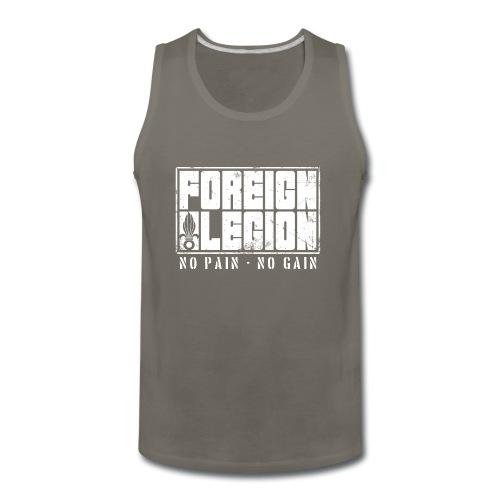 foreign-legion-bold-text - Men's Premium Tank