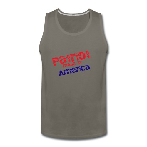 Patriot mug - Men's Premium Tank