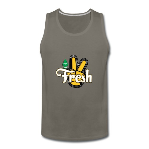 2Fresh2Clean - Men's Premium Tank