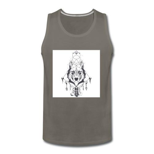 Indian Wolves - Men's Premium Tank