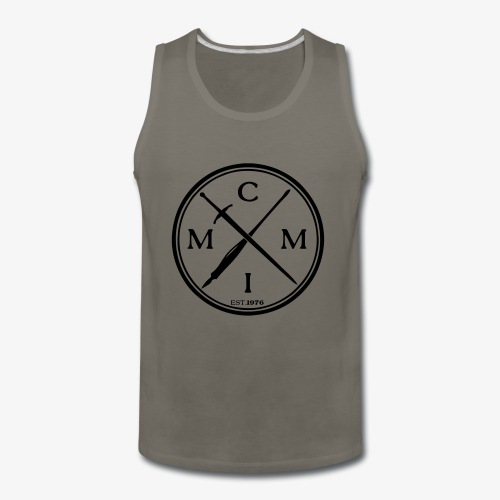 pen x sword - Men's Premium Tank