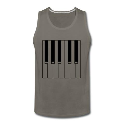 Piano - Men's Premium Tank