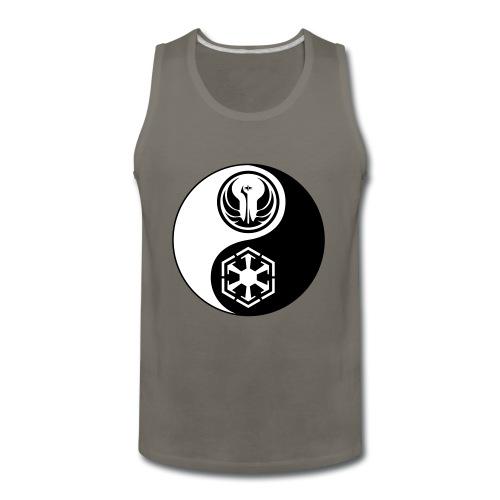 Star Wars SWTOR Yin Yang 2-Color - Men's Premium Tank