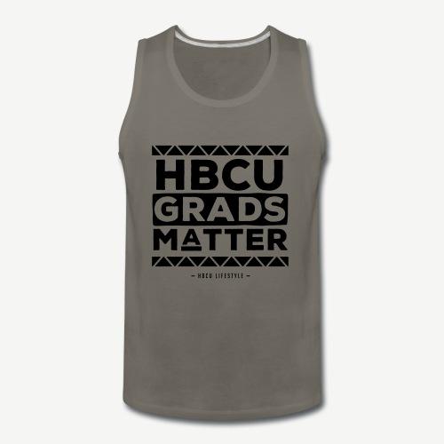 HBCU Grads Matter - Men's Premium Tank