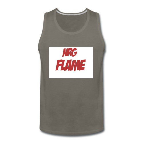 FLAME - Men's Premium Tank