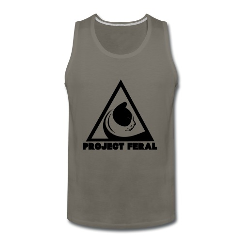 Project feral fundraiser - Men's Premium Tank
