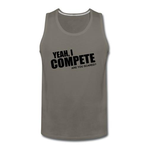 compete - Men's Premium Tank