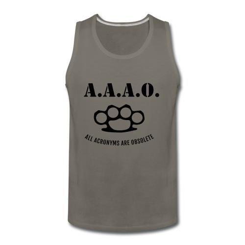A.A.A.O. - Men's Premium Tank