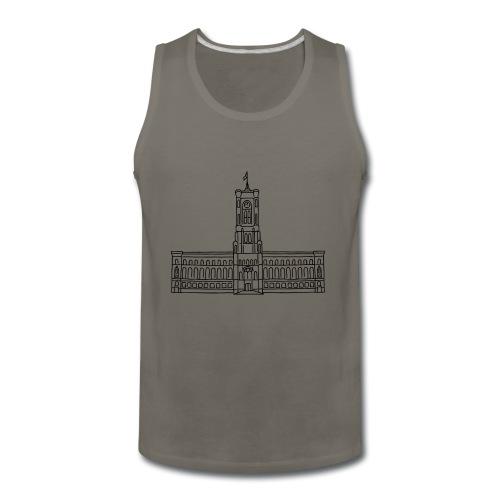 Red City Hall Berlin - Men's Premium Tank