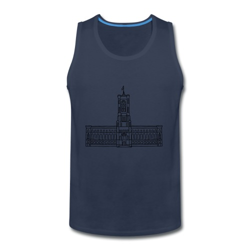 Red City Hall Berlin - Men's Premium Tank