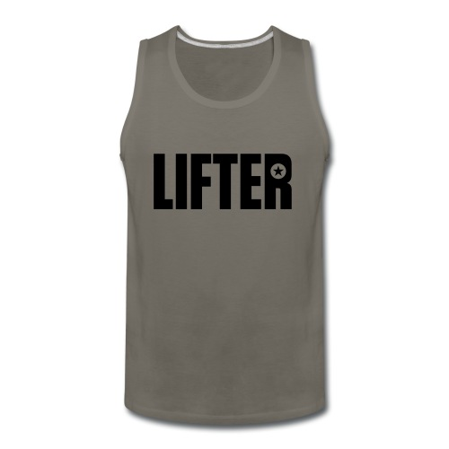 LIFTER - Men's Premium Tank