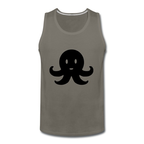 Cute Octopus - Men's Premium Tank