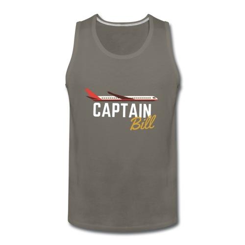 Captain Bill Avaition products - Men's Premium Tank