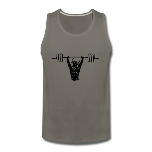 Minotaur Weightlifting - Men's Premium Tank