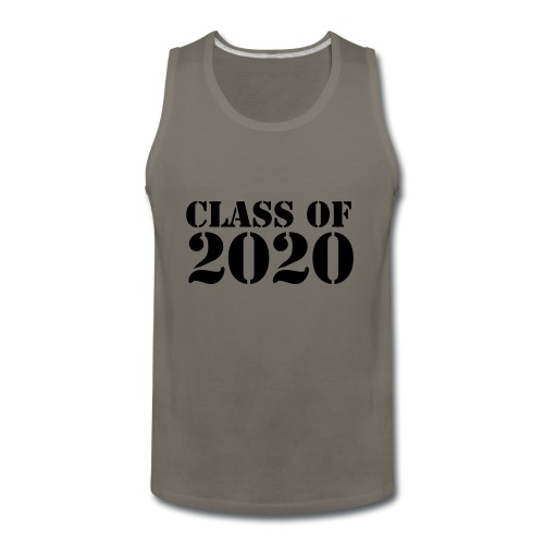 Class of 2020 - Men's Premium Tank