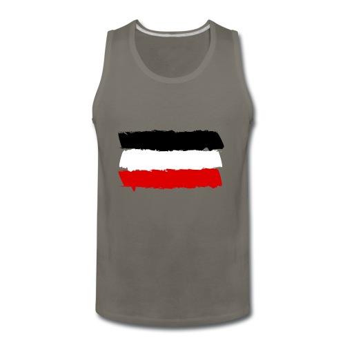Deutsches Reich flag - Men's Premium Tank