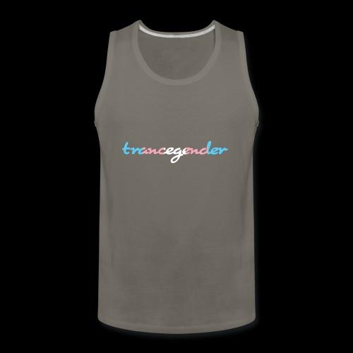 trancegender - Men's Premium Tank