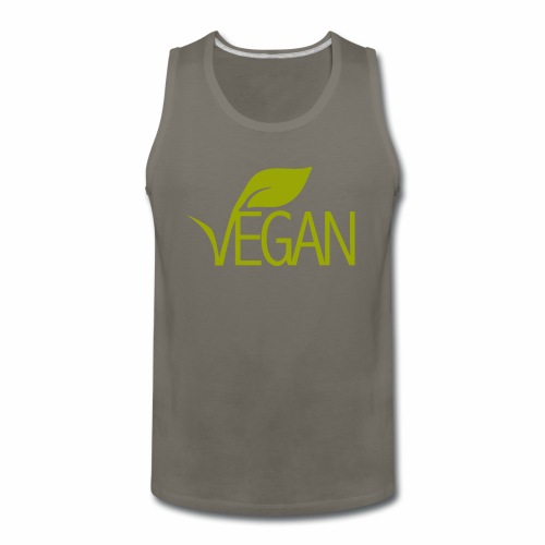 VEGAN - Men's Premium Tank
