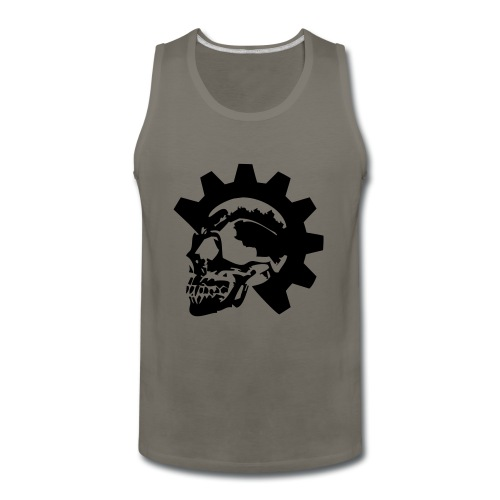 Gearhead Skull - Men's Premium Tank