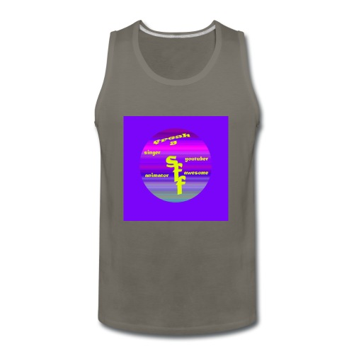 FRESH G APPAREL - Men's Premium Tank