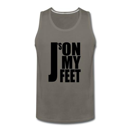 J's ON MY FEET 2 - Men's Premium Tank
