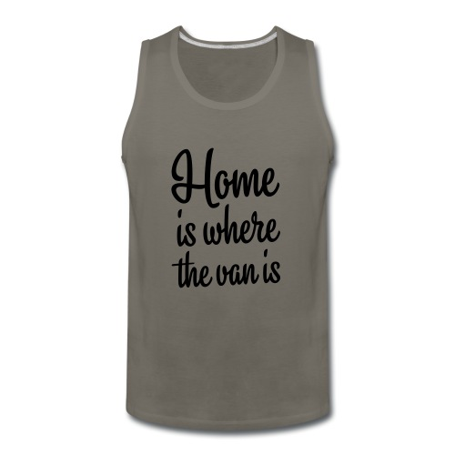 Home is where the van is - Autonaut.com - Men's Premium Tank