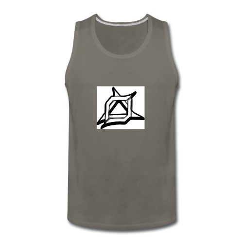 Oma Alliance Black - Men's Premium Tank