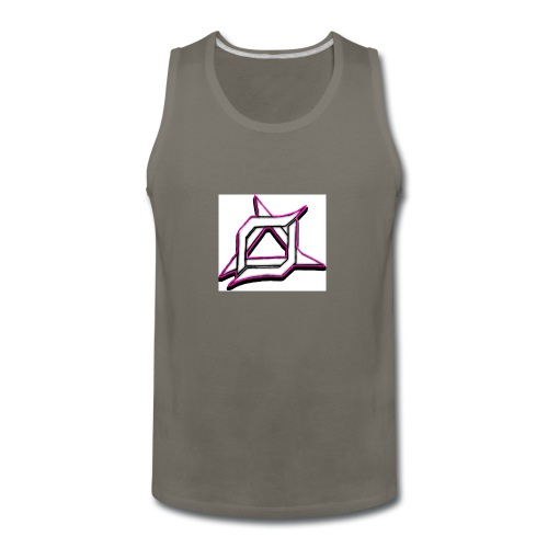 Oma Alliance Pink - Men's Premium Tank