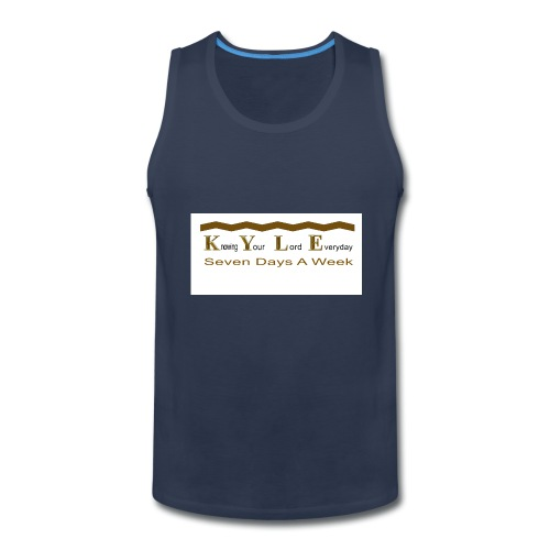 DONE_CD_151_001 - Men's Premium Tank