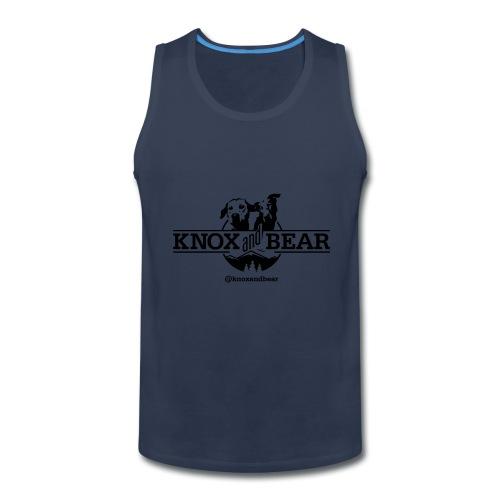 knox-and-bear - Men's Premium Tank
