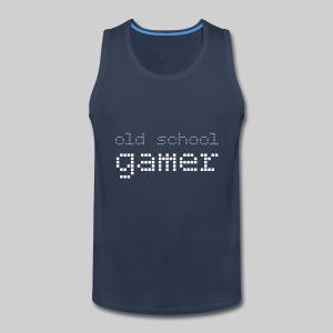 Old School Gamer - Men's Premium Tank