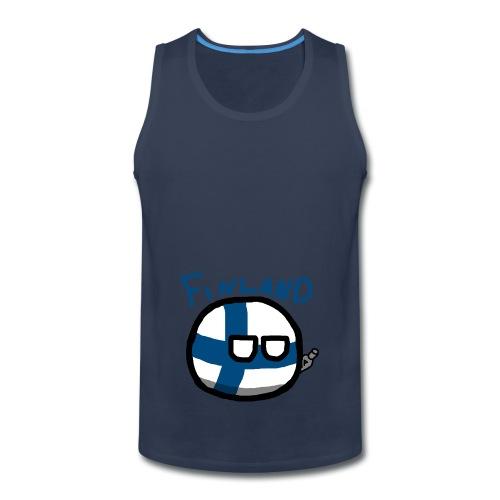 Finlandball - Men's Premium Tank